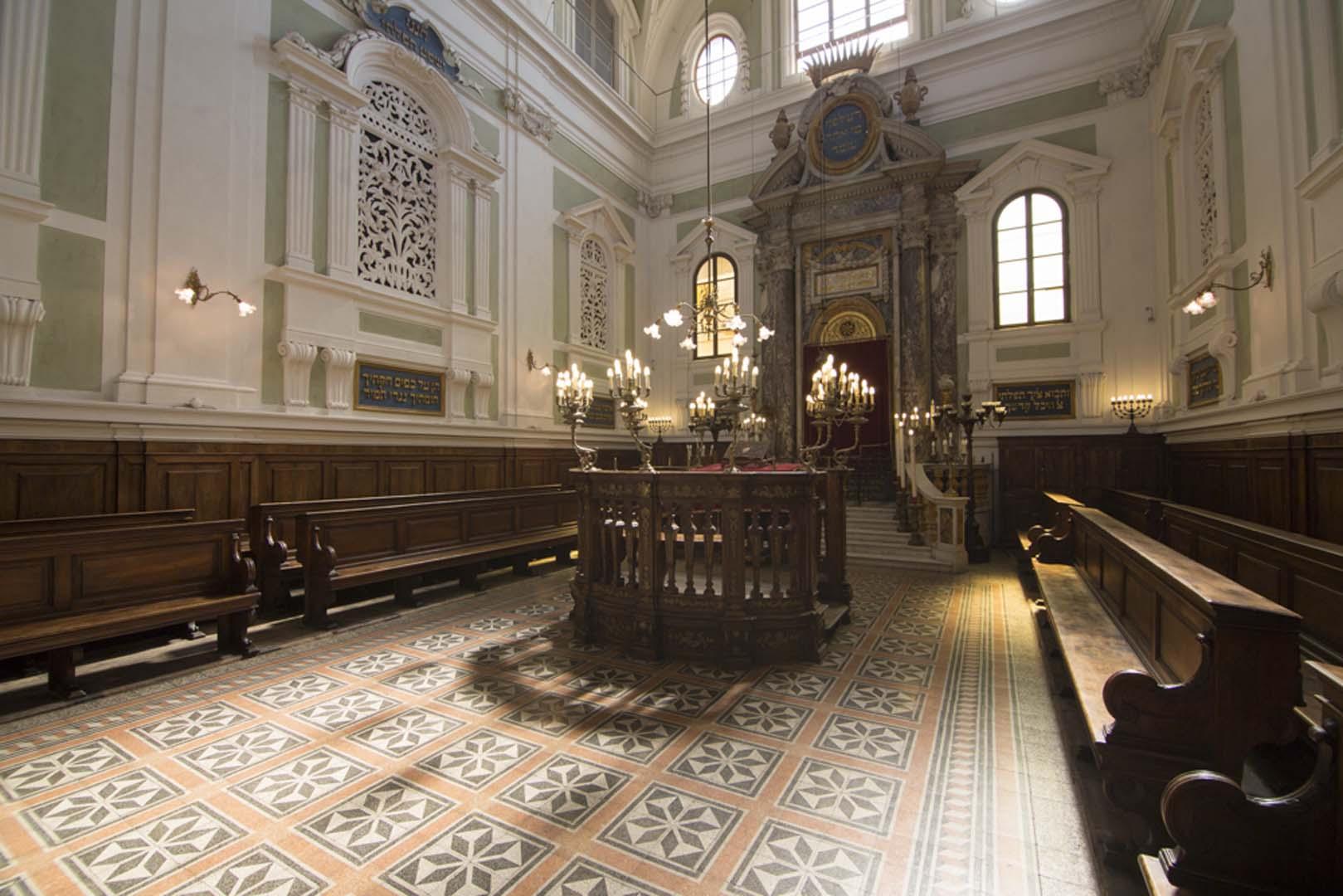 Sinagoga e museo ebraico di Siena9612