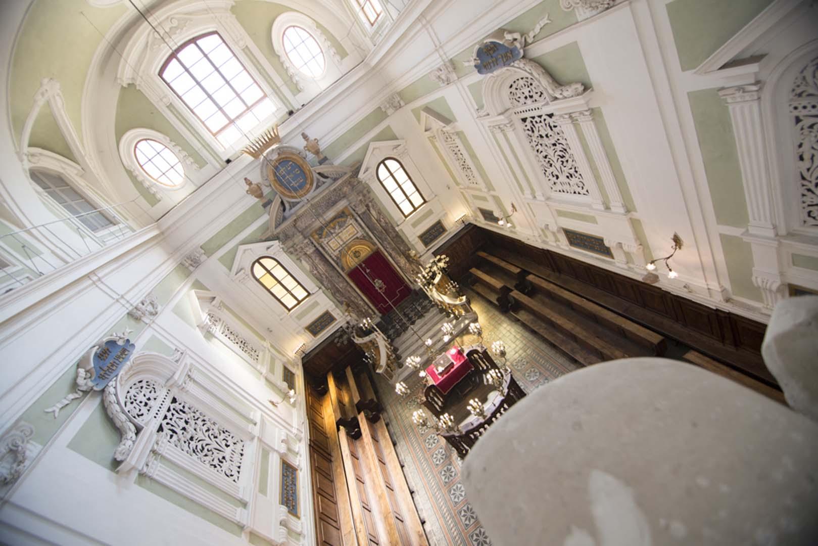 Sinagoga e museo ebraico di Siena9765