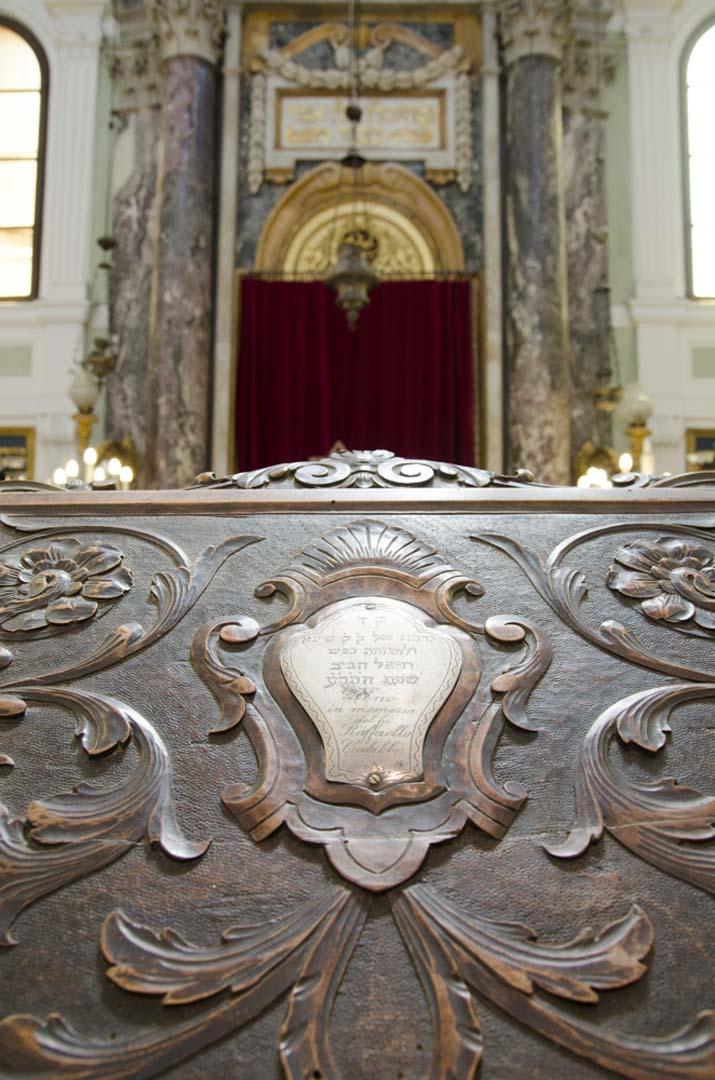 Sinagoga e museo ebraico di Siena_6536
