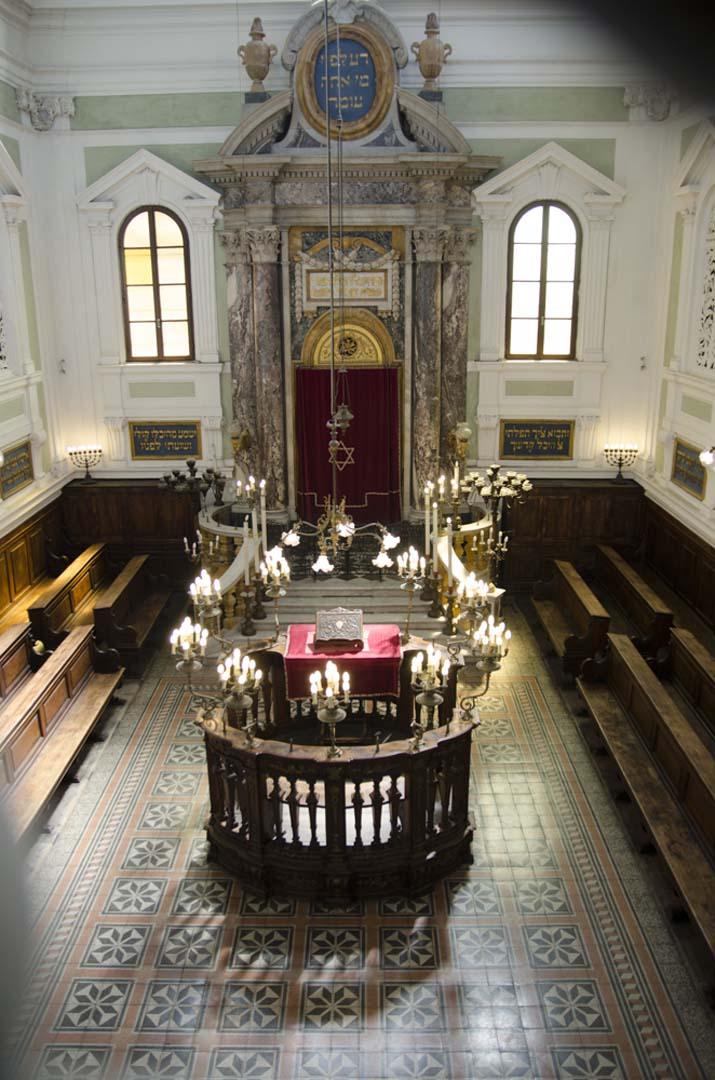 Sinagoga e museo ebraico di Siena_6599